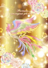 全運気を最強に導いてくれる虹色鳳凰