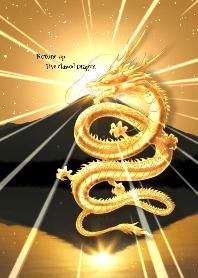 最高運気★皇帝龍☆最高の力を持つ五爪の龍
