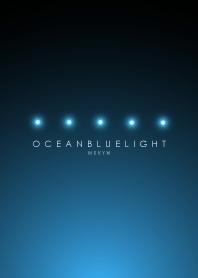 OCEAN BLUE LIGHT. -MEKYM-