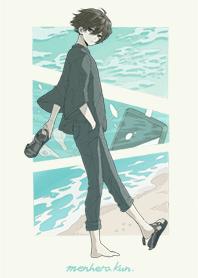 メンヘラくん。と海