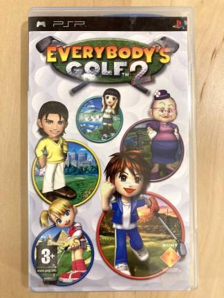Everybody's Golf 2 / PSP