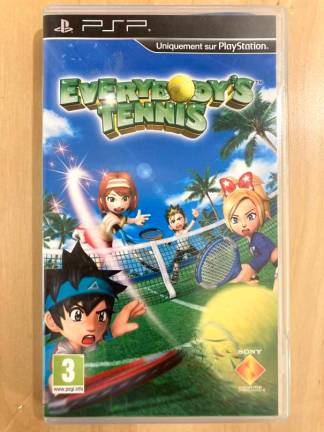 Everybody's Tennis / PSP