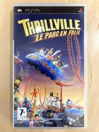 Thrillville le parc en folie / PSP