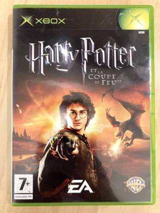 Harry Potter et la coupe de Feu / XBOX