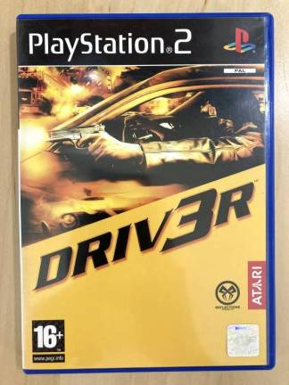 DRIV3R / PS2