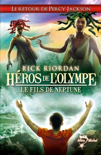 Héros de l'Olympe Volume 2, Le fils de Neptune