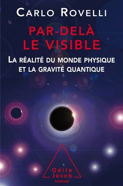 Par-delà le visible : la réalité du monde physique et la gravité quantique