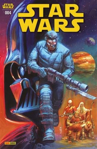 Star Wars, n° 4 La traque