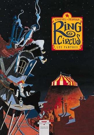 Ring Circus Volume 1, Les pantres