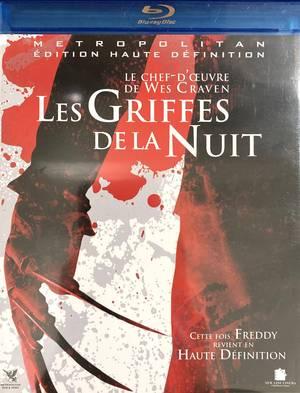 Freddy 1, les griffes de la nuit [Blu-ray]