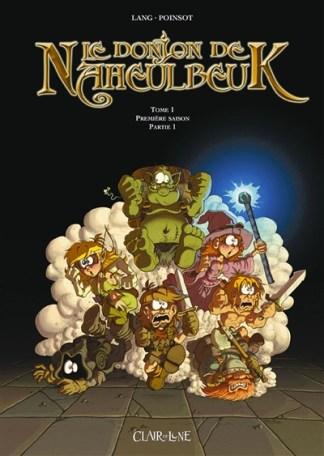 Le donjon de Naheulbeuk Volume 1, Première saison, partie 1