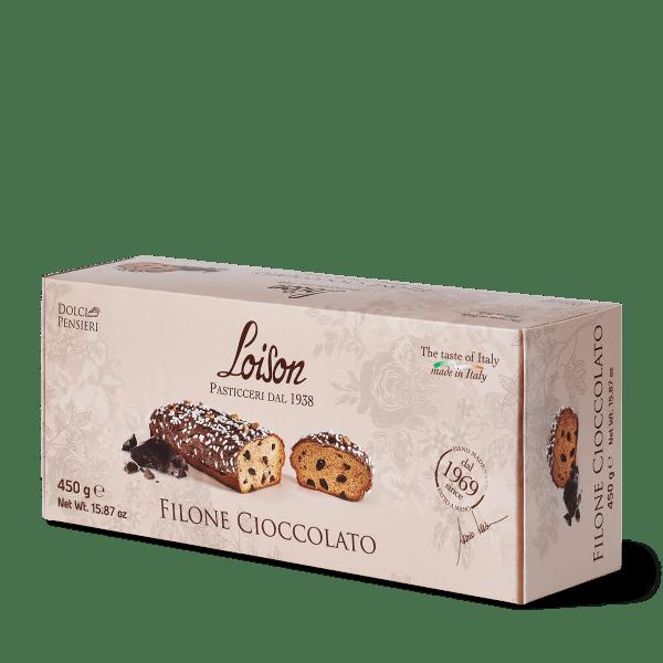Filone al cioccolato