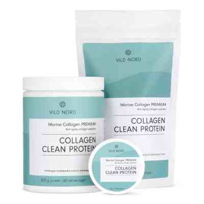 VILD NORD – Collagen Clean Protein