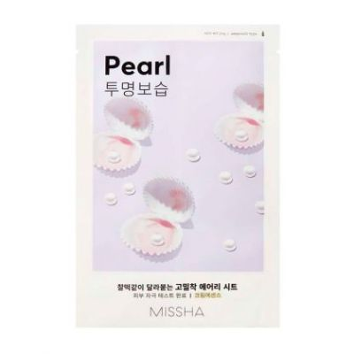 Missha – Airy Fit Sheet Mask – Pearl