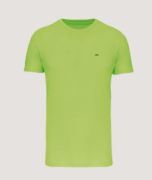T-shirt BIO150 col rond homme - Lime