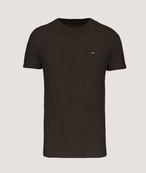 T-shirt BIO150 col rond homme - Dark Khaki