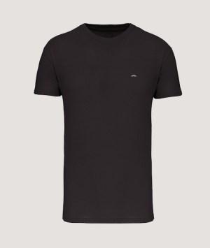 T-shirt BIO150 col rond homme - Dark grey