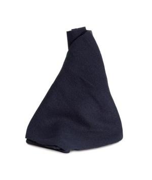 Echarpe en tricot - 177x25cm - Bleu