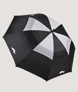 Parapluie de golf - Black/white
