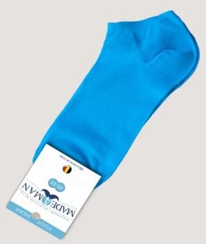 Socquettes microfibre - Blue
