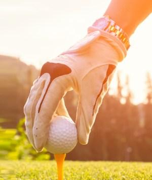 Gants de golf