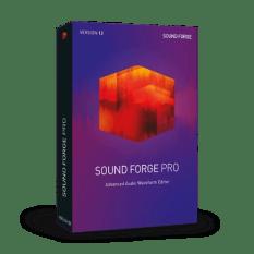 Image result for MAGIX Sound Forge Pro 12 logo