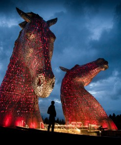 The Kelpies | Manel Quiros Photography