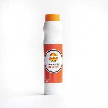 Découvrez notre délicieux Ketchup Manhattan Hot Dog, un goût inimitable et une recette parfaitement équilibré qui sublimera vos Hot Dog mais pas que !