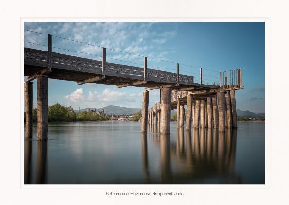 marcweiler.ch Schloss und Holzbrücke Rapperswil-Jona