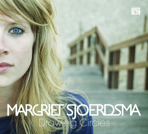 Front cover of the album Drawing circles from Margriet Sjoerdsma