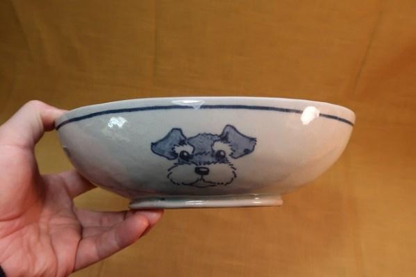 楕円鉢 シュナウザー