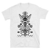 Austras koks Symbolic Short-Sleeve Unisex T-Shirt