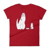 The best Team Women's short sleeve t-shirt