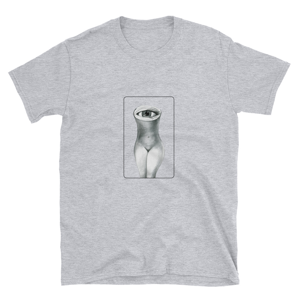 Weird. Short-Sleeve Unisex T-Shirt