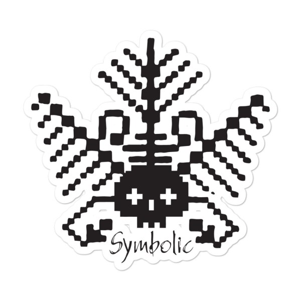 sticker Symbolic
