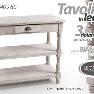 STW/TAVOL BIA ANT 90*40*80CM BW17B-C013G