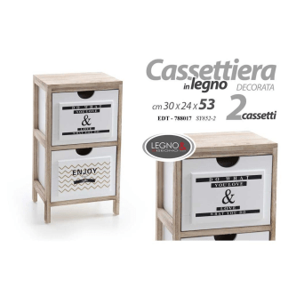 EDT/MOBILE 2 CASS. 30*24*53CM SY852-2