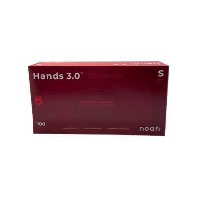 HANDS 3.0 NITRILE EXAM GLOVES BOX