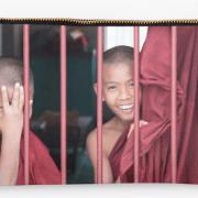 Estoig - 2 Young Monks in Myanmar