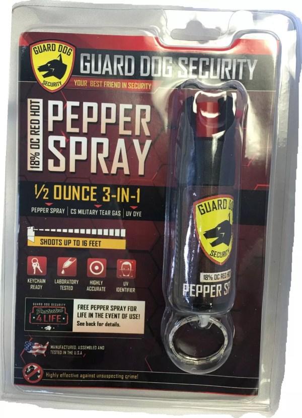 Guard Dog 1/2 ounce 3-in-1 Spray-0