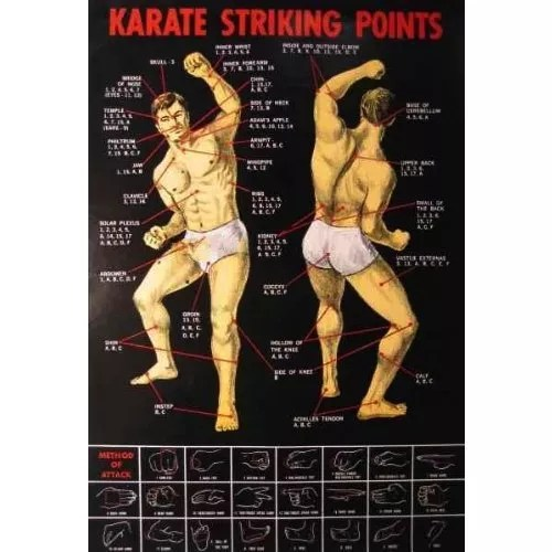 Striking Points Poster-0