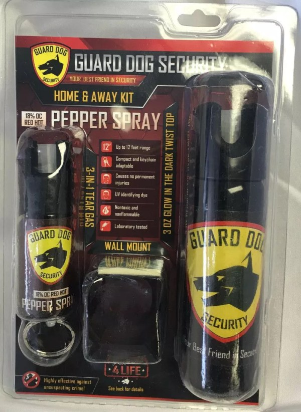 Guard Dog Home & Away Kit-0