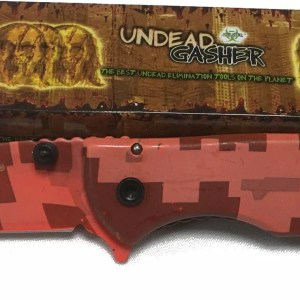 "Undead ""Gasher"" Folder-0"