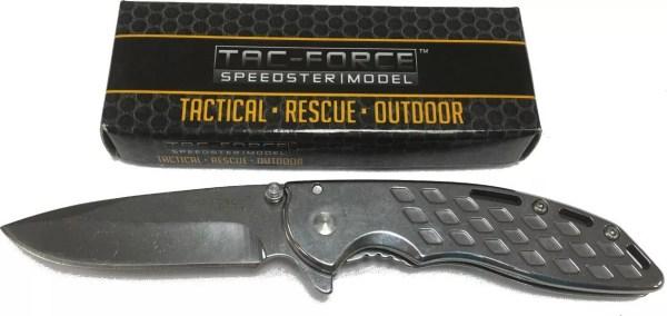 Tac Force spring assist knife-0