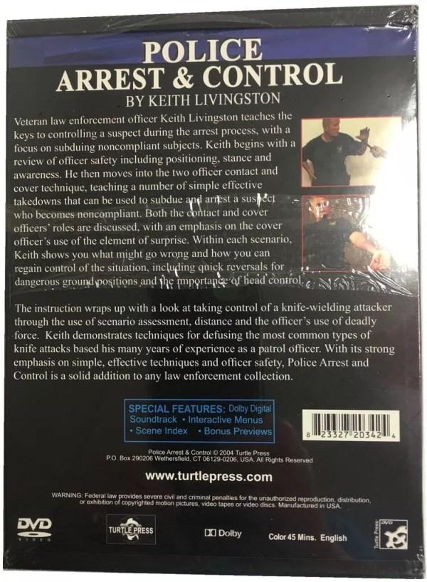 Police Arrest & Control-339