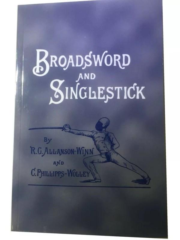 Broadsword and Singlestick-0