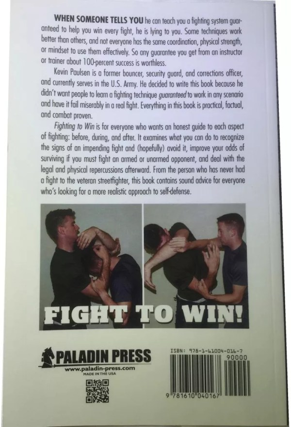 Fighting to Win: What to do Before, During and After a Fight-263