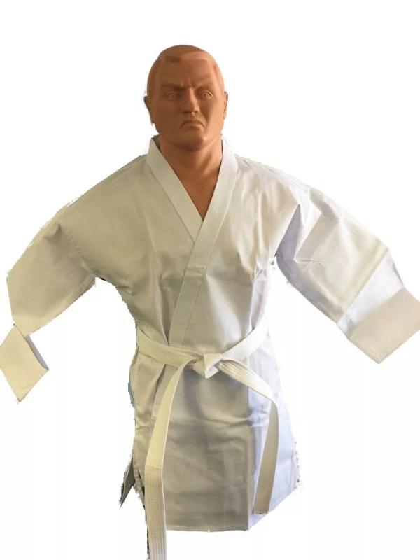 Traditional Gi Uniform, white-0
