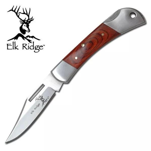 Elk Ridge Gentlemans Knife-0