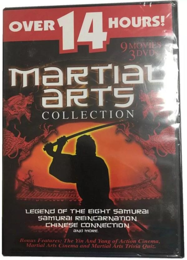 Martial Arts Collection-0